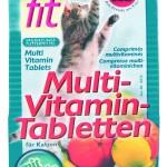 Šifra: 4215 Multivitamin-tablete za mace sa taurinom(vid,srce,imun.sis)50g