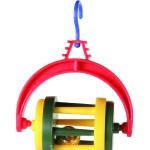 Šifra: 5335 Vrteska za papagaje za zvoncem, 4 cm