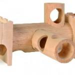 Šifra: 6167 Splet tunela, drvo, 34 x 19 cm