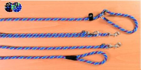 Šifra: 14421 Mountain rope povodac 1m/13mm, crni
