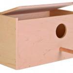 Šifra: 5630 Kutija za leglo,drvena 21x12,5x13cm