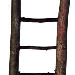 Šifra: 5880 Lestve od drveta, 7 stepenika, 30 cm