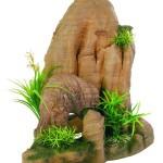 Šifra: 8849 Stena sa biljkama, boje peska, 40cm