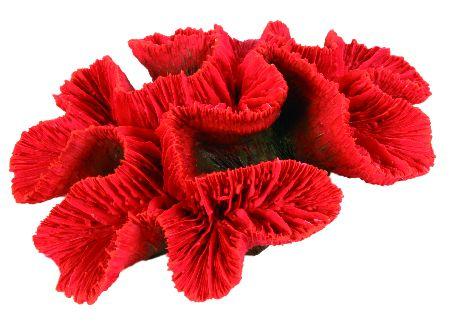 Šifra: 8839 Koral u obliku ruze,16 cm