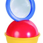 Šifra: 5330 Ogledalo na kuglici, ne pada, 7 cm