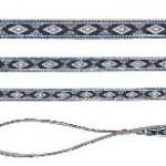 Šifra: 15905 Modern art cherokee povodac (l-xl) 1m/25mm